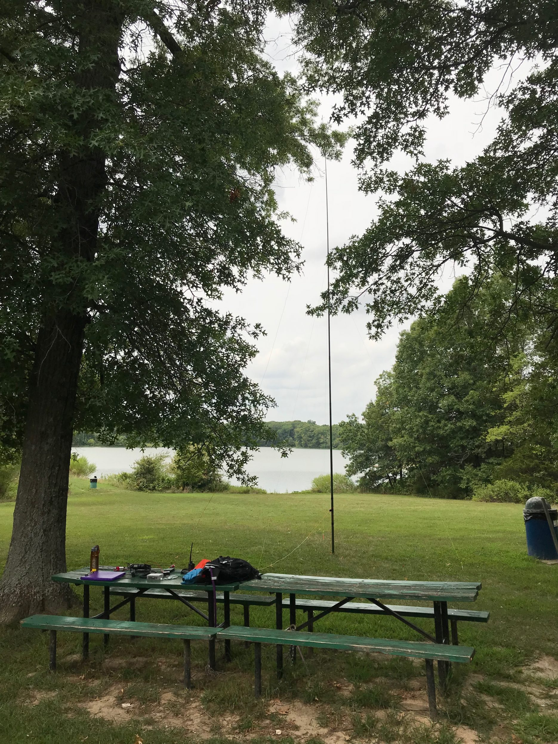 amateur radio in the field