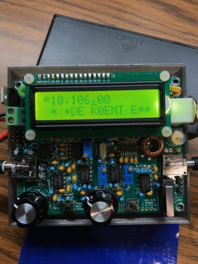 QRP Kit Radio